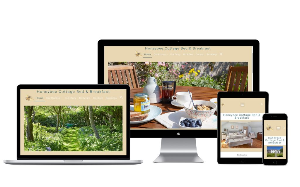 Bed and Breakfast Booking Website